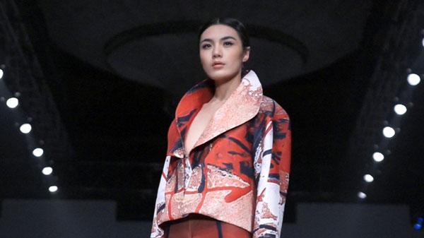 Chinese fashion design