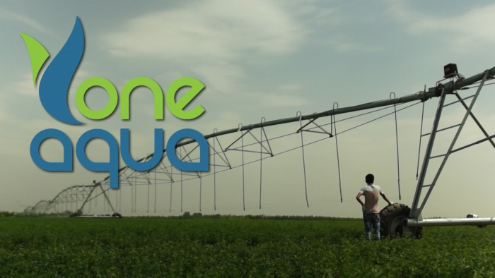 Pivot irrigation system - One Aqua