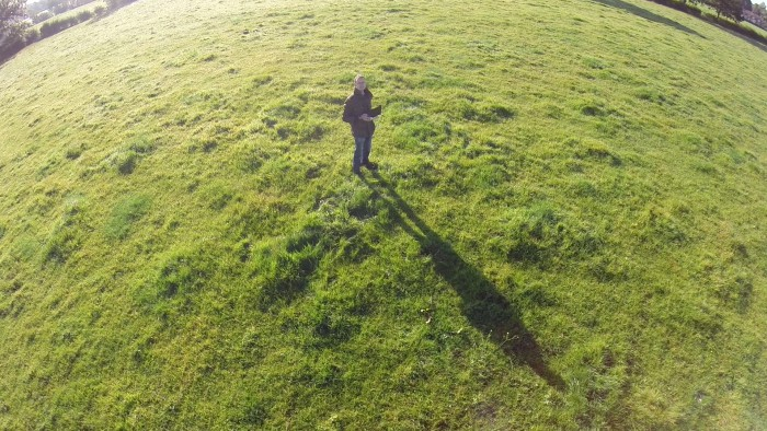 North West England's countryside - through the eyes of a drone